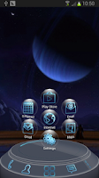 Screenshot of Galaxy Next Launcher 3D Theme