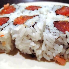 Spicy Tuna Roll - Sushi