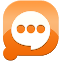 Easy SMS solid Orange theme