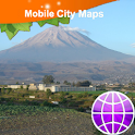 Arequipa Street Map icon