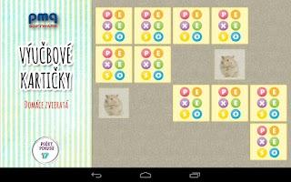 Screenshot of Výučbové hry pre deti