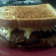 Grilled Portabella Sammies/Sandwiches With Onion Marmalade