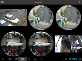 Screenshot of SUBWAY SURVEILLANCE Mobile