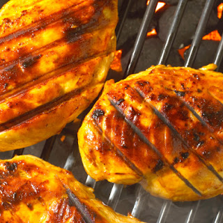 Juicy Grilled Chicken Recipe with Sweet Citrus Sauce