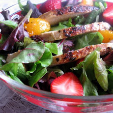 Chicken and Citrus Salad