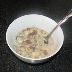 Yummy Clam Chowder for Food Intolerances