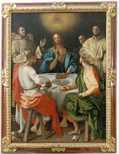 Pontormo, Cosimo Medici il vecchio