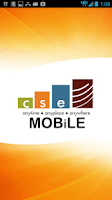 Screenshot of CSE MOBiLE