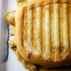 Artichoke and Fontina Panini