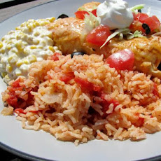 Dana's Spanish Rice