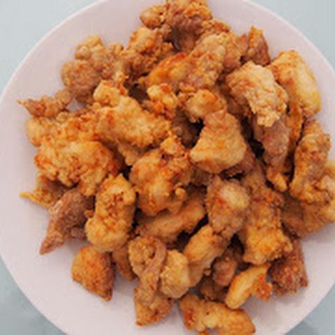 Chicken Karaage - Japanese Fried Chicken
