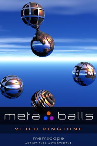Video Ringtone METABALLS vol.6