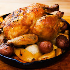 Keller's Roast Chicken