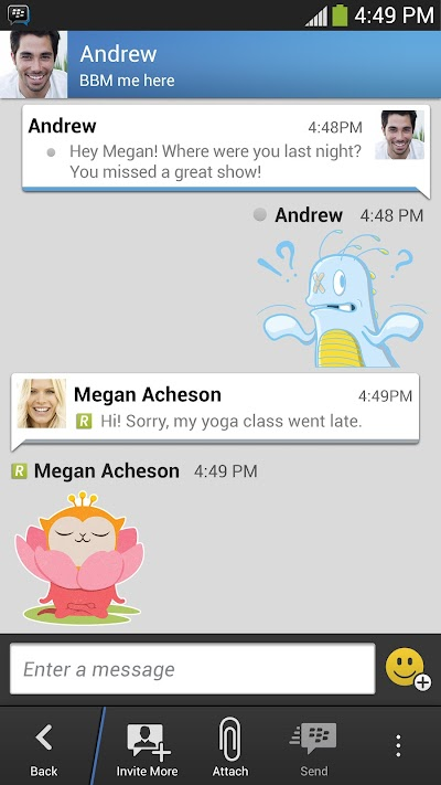 BBM for Android 2.5.1.46 APK