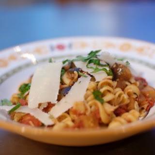 Vegetarian Eggplant And Pasta Recipes