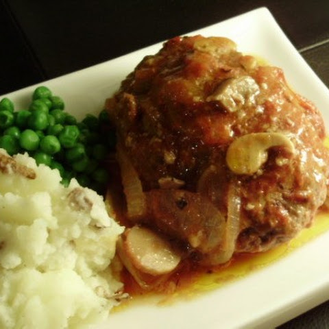 Baked Salisbury Steak