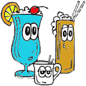 Bartender drink recipes icon
