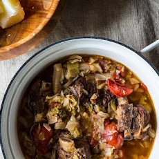 Arthur Schwartz's Russian Sweet and Sour Cabbage Soup