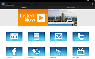 Screenshot of Bott Radio Network