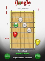 Screenshot of Guitar Chords Tuner + (FREE)
