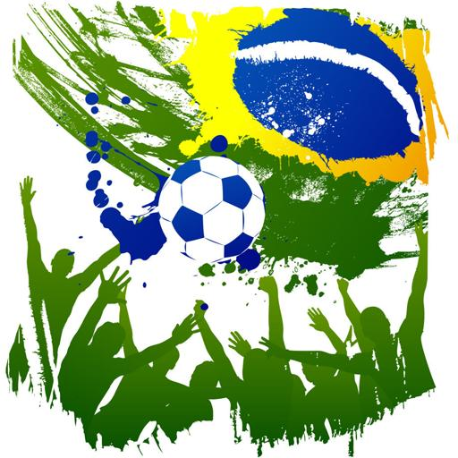 The FIFA 2014 countdown widget 運動 App LOGO-APP試玩