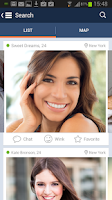 Screenshot of WB Dating: #1 Online Chatrooms