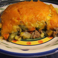 Shawarma Spiced Shepherds Cottage Pie