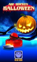 Screenshot of Air Hockey Halloween