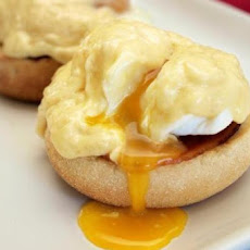 Delia's Heavenly Eggs Benedict