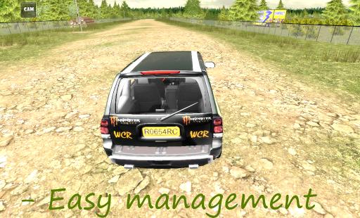 World Car Rally - screenshot