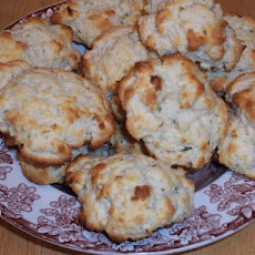 Yummy French Onion Biscuits