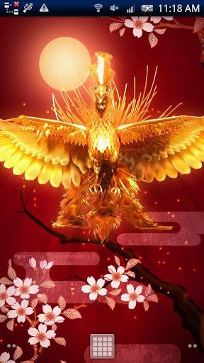 黄金〆朱雀
