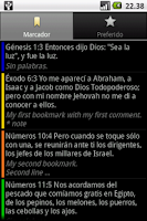 Screenshot of Santa Biblia RVA (Holy Bible)