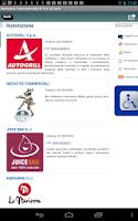 Screenshot of Milan Bergamo Airport