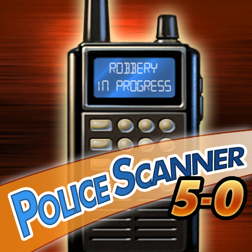 Police Scanner 5-0 娛樂 App LOGO-APP試玩