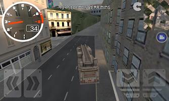 Screenshot of Fire Truck: Driving Simulator