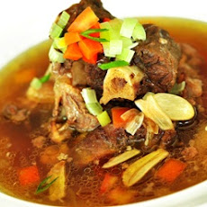 Raja Makan Recipe : Oxtail Soup
