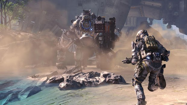 Titanfall producer: I don't care about profits as long as folks enjoy playing the game