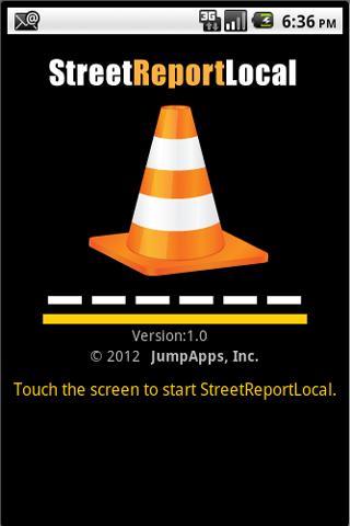 StreetReportLocal
