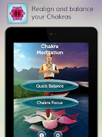 Screenshot of Chakra Meditation