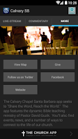 Screenshot of Calvary Chapel Santa Barbara