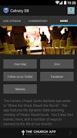 Screenshot of Calvary Chapel Santa Barbara