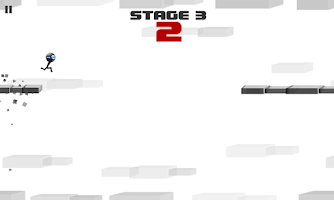 Screenshot of Stickman Impossible Run