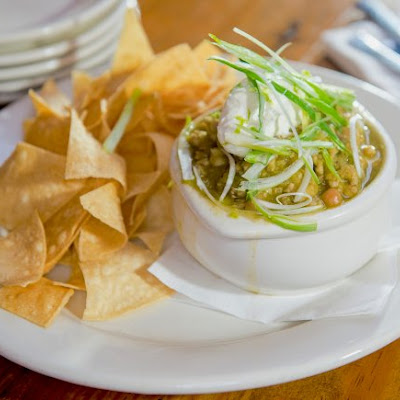 Marc Murphy's Green Chicken Chili