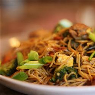 Chinese Noodle Chicken