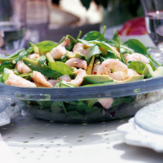 Marinated Prawns Salad Recipes