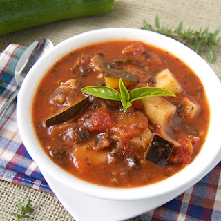 Eggplant Zucchini Soup Recipes