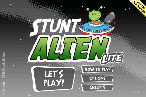 Stunt Alien Lite