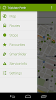 Screenshot of TripMate Perth