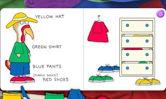 Screenshot of Blue Hat, Green Hat - Boynton